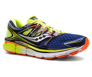 A Review of the Saucony Triumph ISO by Brad Altevogt