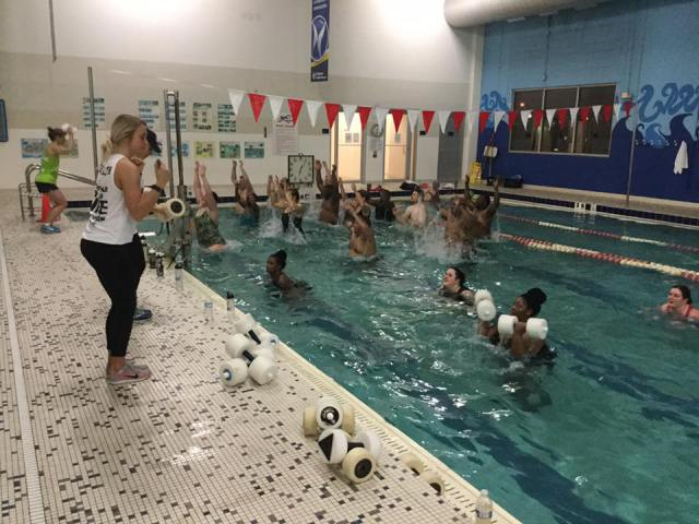 fwsw pool-workout