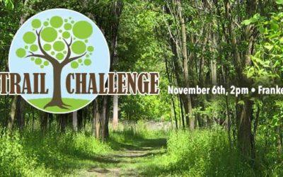 The Trees Trail Challenge – by Suzi Swinehart