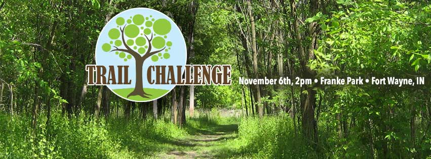 The Trees Trail Challenge – by Suzi Swinehart
